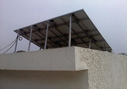 Solar Power Plant at Home