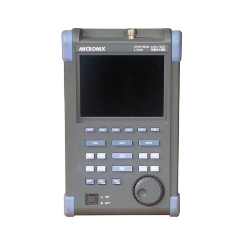 Hand Held Spectrum Analyzer Msa300 Series