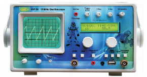 15 MHz Cathode Ray Oscilloscope