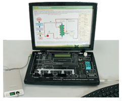 Advanced 8085 Microprocessor Trainer
