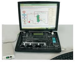 Advanced 8085 Microprocessor Trainer