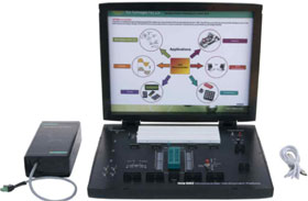 AVR Microcontroller Development Platform