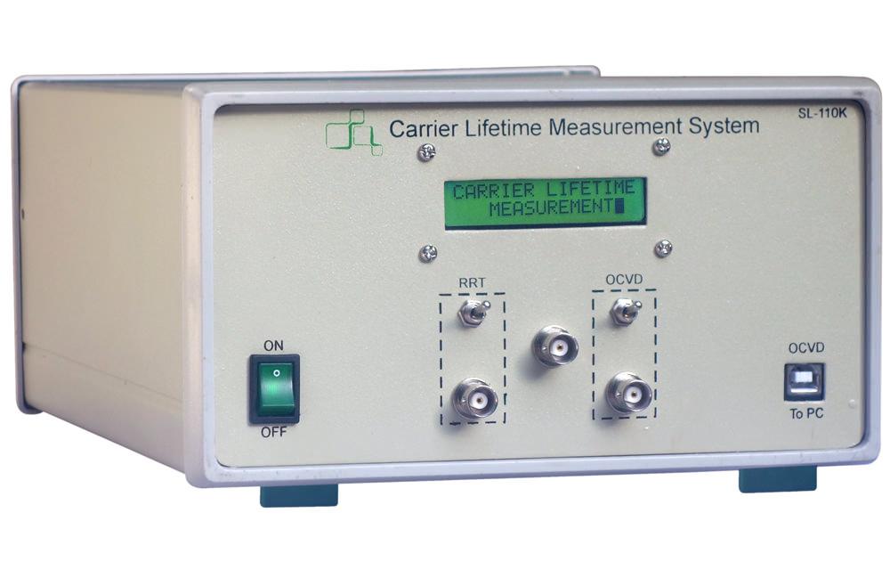 Carrier Lifetime Measurement System