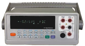 5 1/2 and 6 1/2 Digital BenchTop Multimeters
