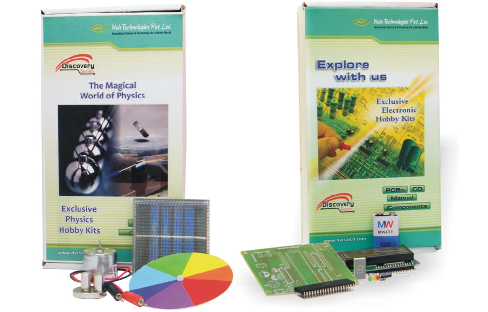 Explore The World of Science & Electronics
