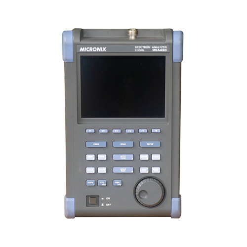 Hand Held Spectrum Analyzer