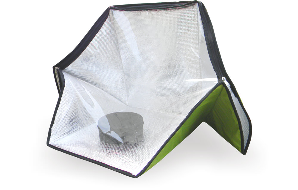 Ultra Portable Solar Cooker