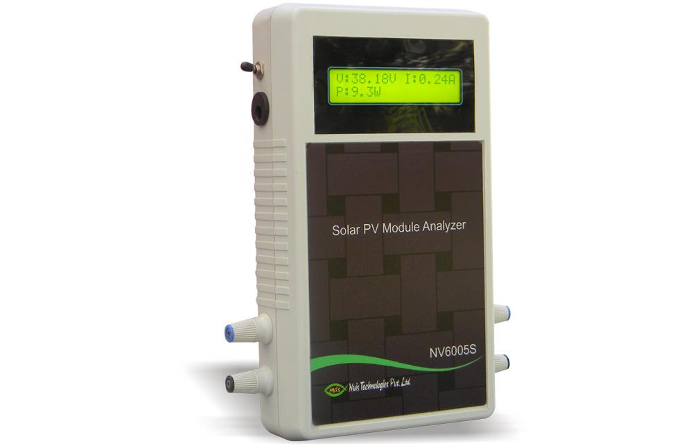 Solar PV Module Analyzer