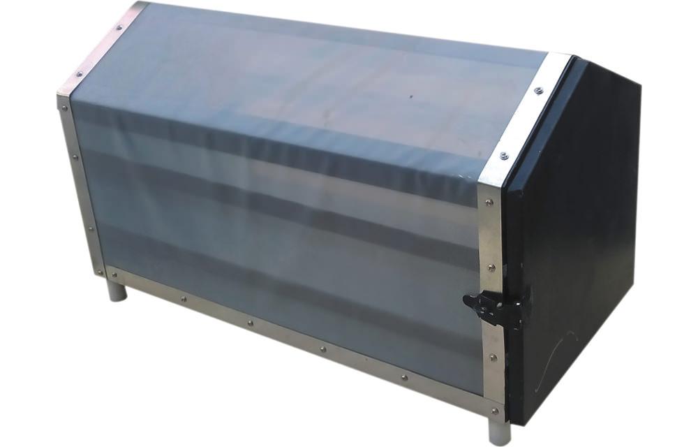 Solar Crop Dryer