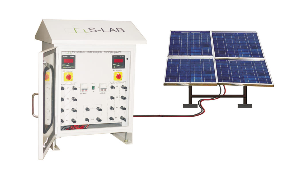 PV Module Technologies Training System