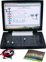 PWM Modulation and Demodulation Trainer
