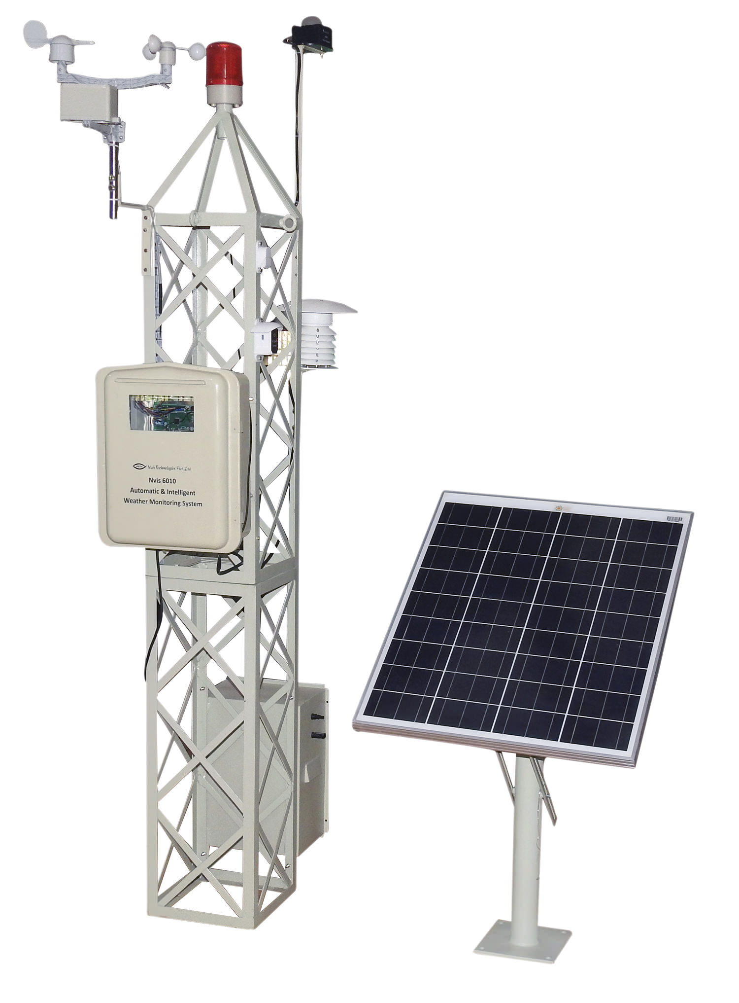 Automatic & Intelligent Weather Monitoring System