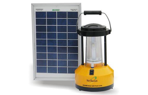 Solar LED Porta Lamp 440M