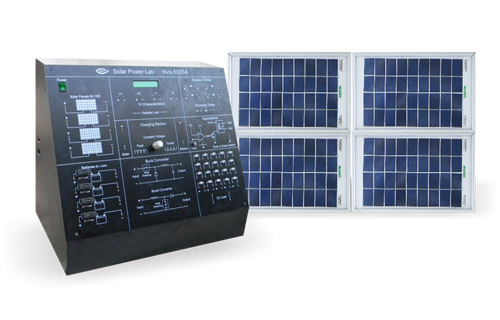 Solar Power Lab Nvis 6005A