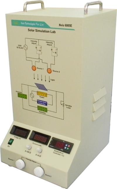 Solar Simulator Lab Nvis 6005E