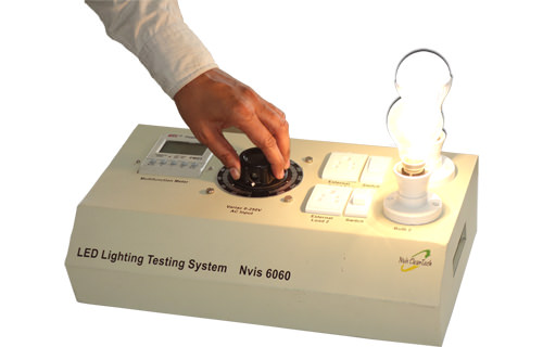 Led Lighting Testing System Nvis 6060