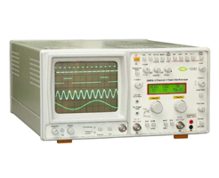 30 MHz 2 Channel 4 Trace Analog Oscilloscope With 30 MHz Frequency Counter