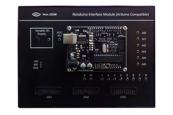 Nvisduino Interface Module Arduino Compatible 22DM