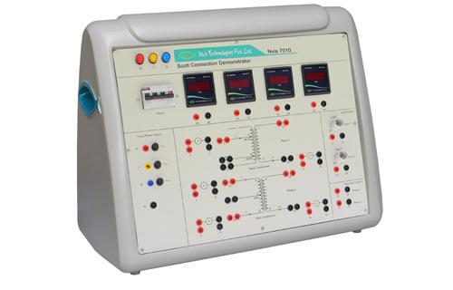 Scott Connection Experiment Trainer Nvis 7010