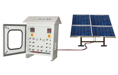 Solar Pv Tracking System Sl 105