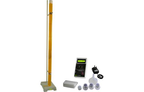 Viscosity Measurement Experiment Apparatus Nvis 6022
