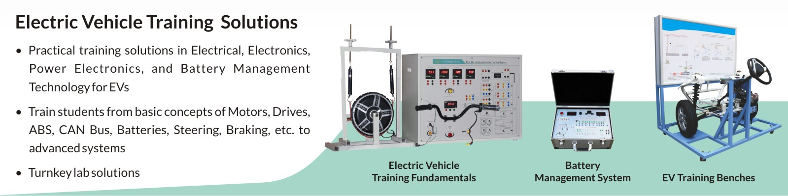 Electric Vehicle Training Solution