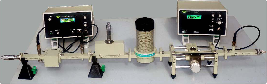 Microwave Test Bench Series Nvis 9000